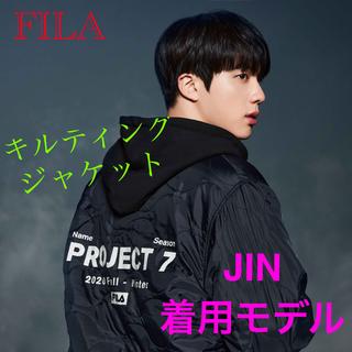 フィラ(FILA)のFILA×BTS project7 キルティングジャケット(その他)