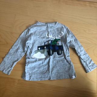 ギャップ(GAP)のgap 薄手 長袖 トップス tシャツ(Tシャツ/カットソー)