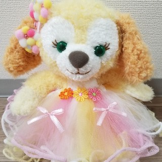 ステラルー(ステラ・ルー)のクッキーコスチューム♡ピンク黄色白(その他)