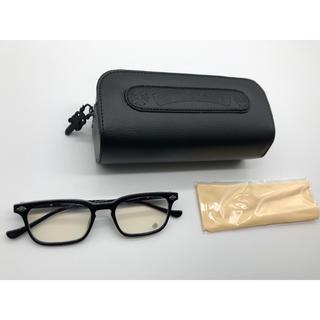 Chrome Hearts - クロムハーツ メガネ 眼鏡 サングラス STIFFIE クロス 黒 新品 CH