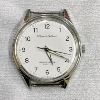 シチズン(CITIZEN)のCITIZEN Homer 国鉄 ホーマー 昭50 中自  手巻き(腕時計(アナログ))