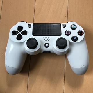 PlayStation4 - プレイステーション4コントローラー白