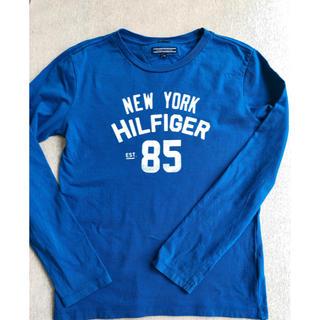 トミーヒルフィガー ボーイズ 長袖Tシャツ 152