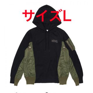 サカイ(sacai)のNike sacai Outerwear Collection Hoodie(パーカー)