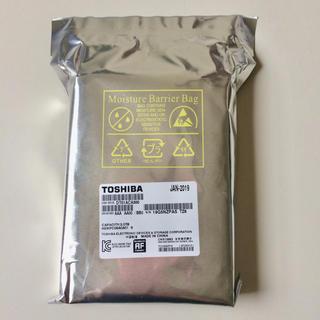 東芝 - 【値下げ】東芝 新品 3.5HDD 3TB  DA01ACA300