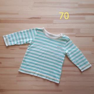 ニットプランナー(KP)のニットプランナー☆ロンT☆70サイズ【送料込み】(Tシャツ)