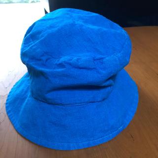 リーノエリーナ リネン 帽子 (ハット)