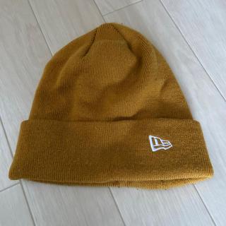 ニューエラー(NEW ERA)のニット帽(ニット帽/ビーニー)