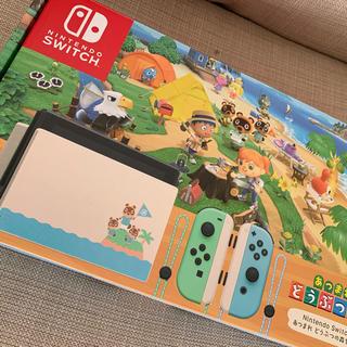 Nintendo Switch - あつまれどうぶつの森セット Nintendo switch スイッチ 新型 新品