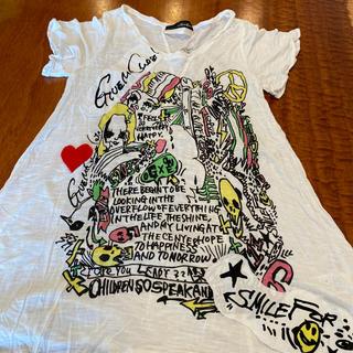 スカラー(ScoLar)のSCOLAR ARROW Tシャツ(Tシャツ(半袖/袖なし))