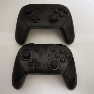 Nintendo Switch - プロコン 2個セット 任天堂 純正  Switch プロコントローラー