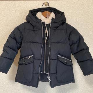 ザラキッズ(ZARA KIDS)のZARA 110 ダウン ジャケット コート(ジャケット/上着)