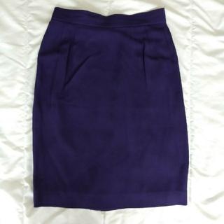 ROPE - 紫色スカート