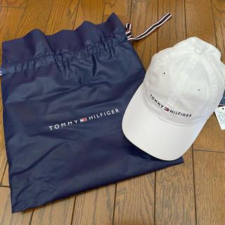 TOMMY HILFIGER - トミーフィルフィガー 帽子