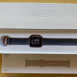アップルウォッチ(Apple Watch)の✳︎専用✳︎Apple Watch series2 38mm GPS (腕時計)