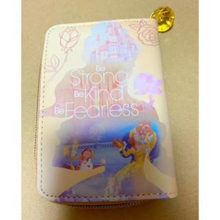 Disney - 【新品未使用】美女と野獣 ベル カードケース コインケース