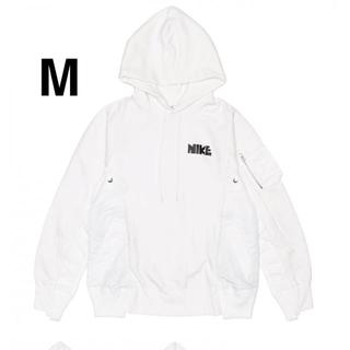 サカイ(sacai)のNike x sacai Outerwear Collection Hoodie(パーカー)