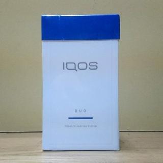 新品 本体 IQOS 3 DUO アイコス3デュオ ステラーブルー 未登録