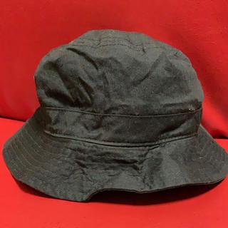 アニエスベー(agnes b.)のアニエスベー コットン 帽子 バケットハット バケハ クラッシャーハット ハット(ハット)
