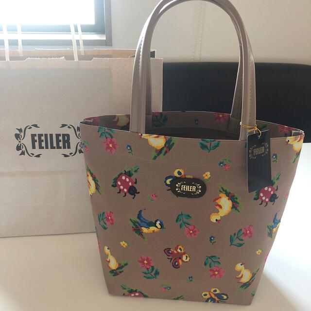 FEILER(フェイラー)のフェイラー ハイジ トートバッグ レディースのバッグ(トートバッグ)の商品写真