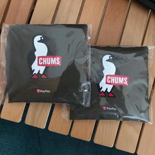チャムス(CHUMS)の【新品未開封】2個セット 非売品 chums セブンイレブン エコバッグ(ノベルティグッズ)