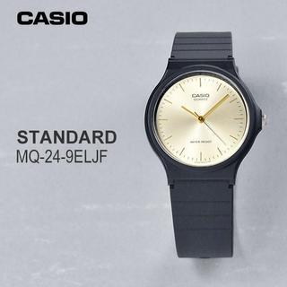 カシオ(CASIO)のCASIO スタンダード 腕時計  MQ-24-9ELJF(腕時計)