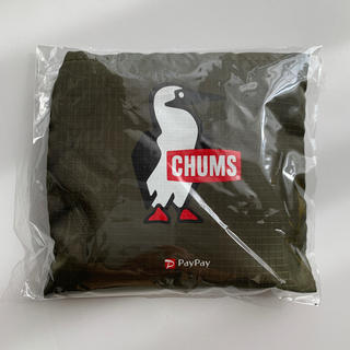 チャムス(CHUMS)のチャムス エコバッグ(ノベルティグッズ)