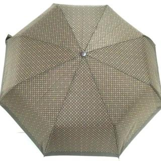 ルイヴィトン(LOUIS VUITTON)のルイヴィトン 折りたたみ傘美品 (傘)