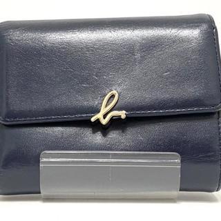 アニエスベー(agnes b.)のアニエスベー 3つ折り財布 L字ファスナー(財布)