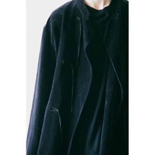 COMOLI - COMOLI 19aw 別珍チャイナスタンドカラージャケット