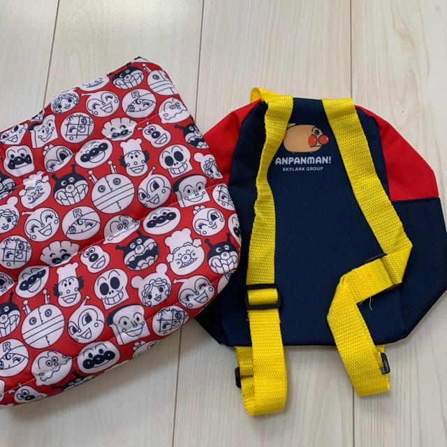 アンパンマン(アンパンマン)のアンパンマン リュック もこもこバック まとめ売り レディースのバッグ(リュック/バックパック)の商品写真