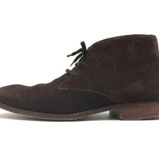 コールハーン(Cole Haan)のコールハーン ショートブーツ 7 W メンズ -(ブーツ)
