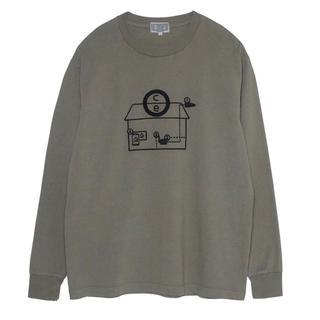ビームス(BEAMS)のcavempt OVERDYE SYSTEM LONG SLEEVE T(Tシャツ/カットソー(七分/長袖))