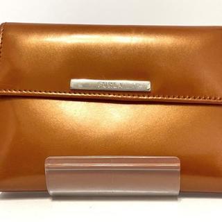 フルラ(Furla)のFURLA(フルラ) 3つ折り財布 オレンジ(財布)