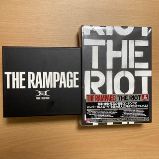 THE RAMPAGE - THE RAMPAGE LIVE DVD 2組セット(初回限定盤)