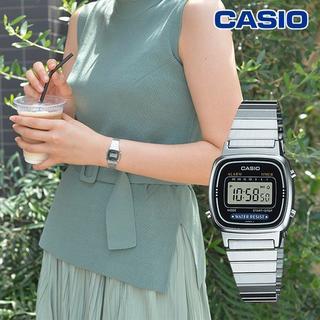 カシオ(CASIO)のカシオ CASIO LA-670WA-1JF(腕時計)