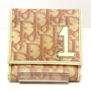 Christian Dior - クリスチャンディオール Wホック財布