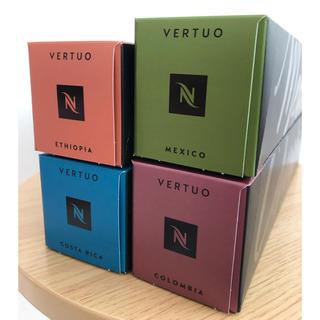 Nestle - NESPRESSO ネスプレッソ ヴァーチュオ カプセル 40個 コーヒー