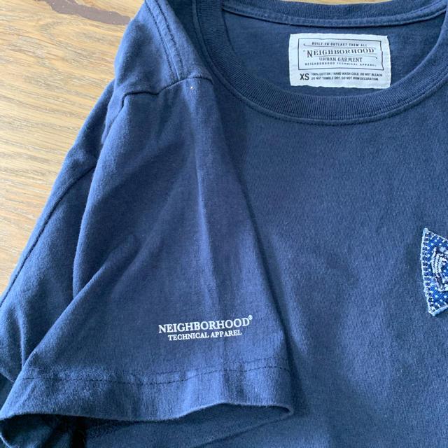 NEIGHBORHOOD(ネイバーフッド)のサイズxs  neighborhood Tシャツ メンズのトップス(Tシャツ/カットソー(半袖/袖なし))の商品写真