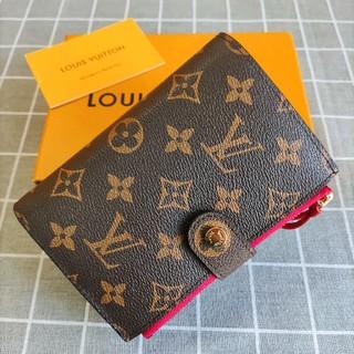 LOUIS VUITTON - 🍎*国内発送&送料込み ルイヴィトン  折り財布