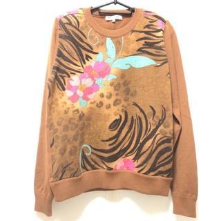 LEONARD - レオナール 長袖セーター サイズ42 L -