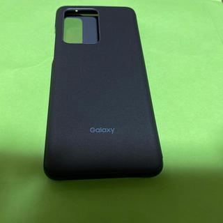 ギャラクシー(Galaxy)のGalaxy S20 Ultra SMART CLEAR VIEW COVER(Androidケース)