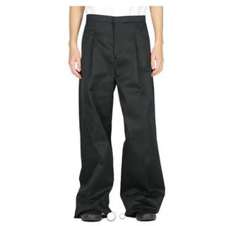 ラフシモンズ(RAF SIMONS)の即決価格今週末 確実正規品 rafsimons wide pants(その他)