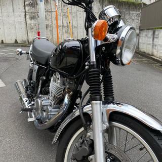 ヤマハ - SR400現行モデル・低走行・美車!
