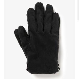 ノンネイティブ(nonnative)のnonnative BIKER GLOVES 2 新品 20aw(手袋)