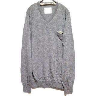 サカイ(sacai)のサカイ 長袖セーター サイズ4 XL メンズ -(ニット/セーター)