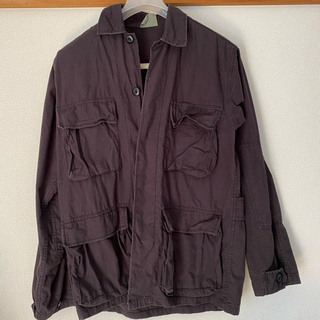 ロスコ(ROTHCO)の値下げ!ROTHCO BDUシャツジャケット ロスコ(ミリタリージャケット)