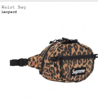 Supreme - Supreme Waist Bag Leopard 豹柄 シュプリーム