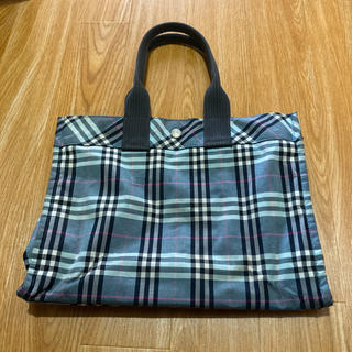BURBERRY BLUE LABEL - Burberry トートバッグ