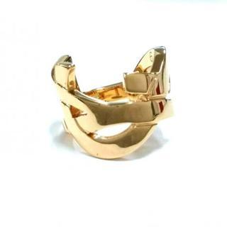 サンローラン(Saint Laurent)のサンローランパリ リング 6美品  金属素材(リング(指輪))